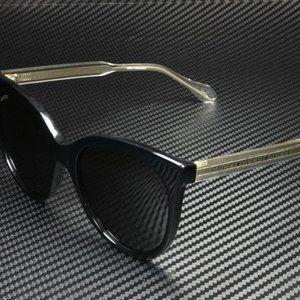 Gucci Grey Black 54mm Sunglasses